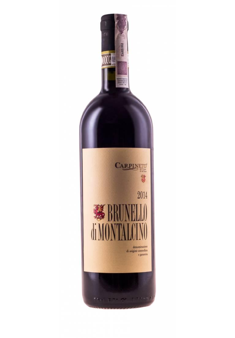 Brunello di Montalcino, DOCG, 2014, Carpineto - wine-express.pl