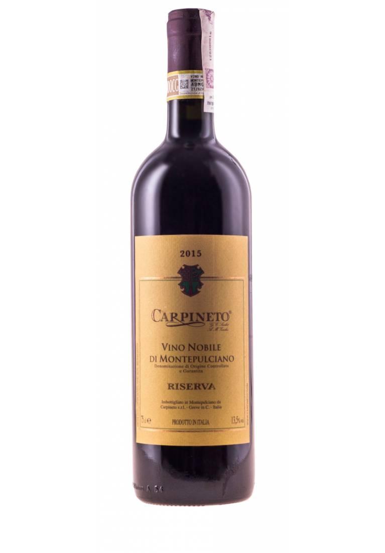 Vino Nobile di Montepulciano, Riserva, D.O.C.G., 2015, Carpineto - wine-express.pl