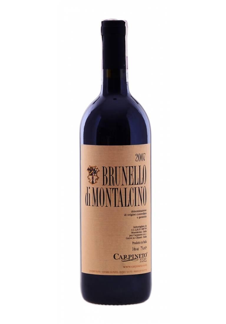 Brunello di Montalcino, DOCG, 2011/2013, Carpineto - wine-express.pl