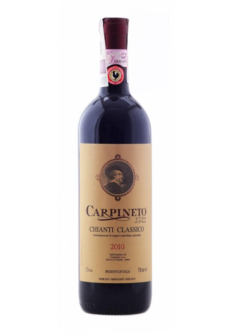 Chianti Classico, D.O.C.G., 2018, Carpineto - wine-express.pl