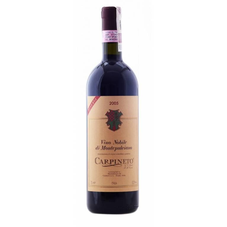 Vino Nobile di Montepulciano, Riserva, D.O.C.G., 2012, Carpineto