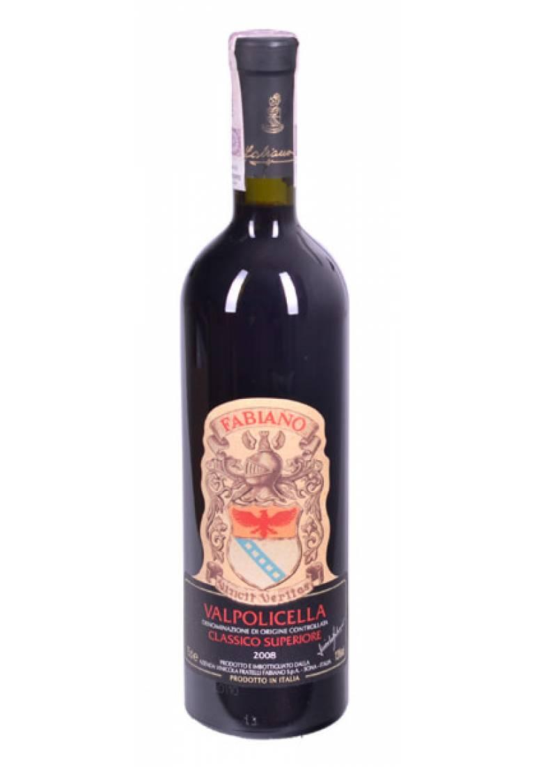 """""""Nicola Fabiano"""" Valpolicella Classico Superiore, D.O.C., 2014/2015, Fabiano - wine-express.pl"""