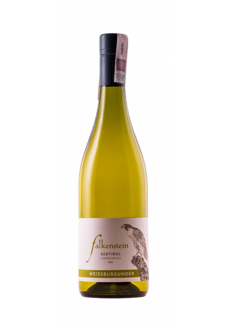 Pinot Blanc, Weissburgunder, 2016, Trydent-Górna Adyga, Falkenstein