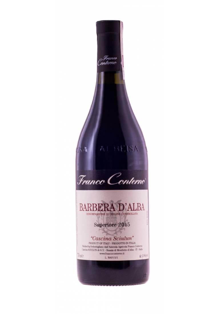 Barbera d'Alba Superiore DOC, 2016, Piemont, Franco Conterno - wine-express.pl