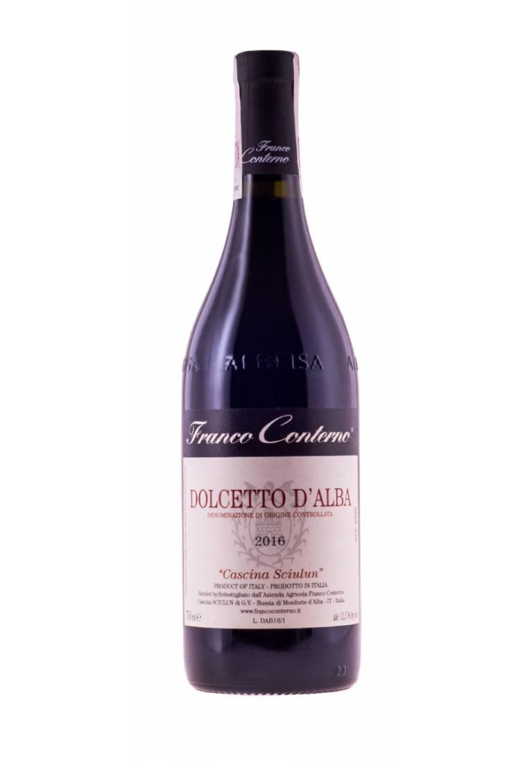 Dolcetto, d'Alba DOC, 2016/2017, Piemont, Franco Conterno - wine-express.pl