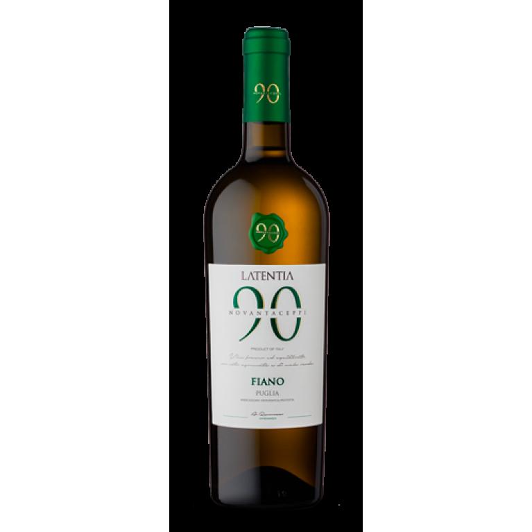 Novantaceppi, Fiano, IGP, 2017, Puglia, Latentia Winery