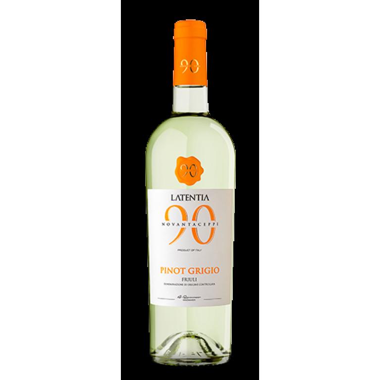 Zestaw mieszany 3x Pinot Grigio & 3 x Appassimento, Latentia Winery, Włochy + DARMOWA DOSTAWA