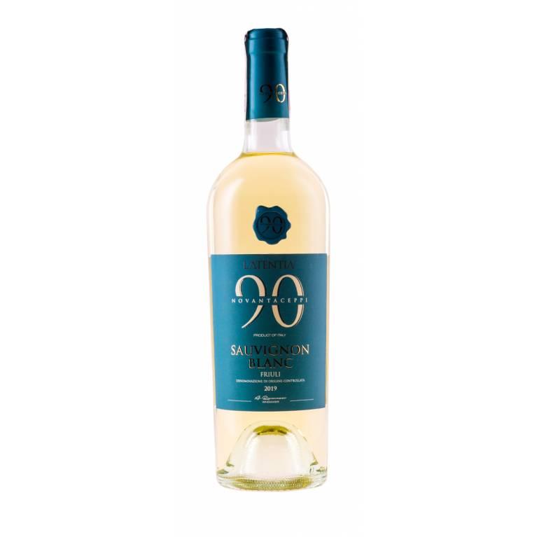 Novantaceppi, Sauvignon Blanc, D.O.C., 2019, Friuli, Latentia Winery