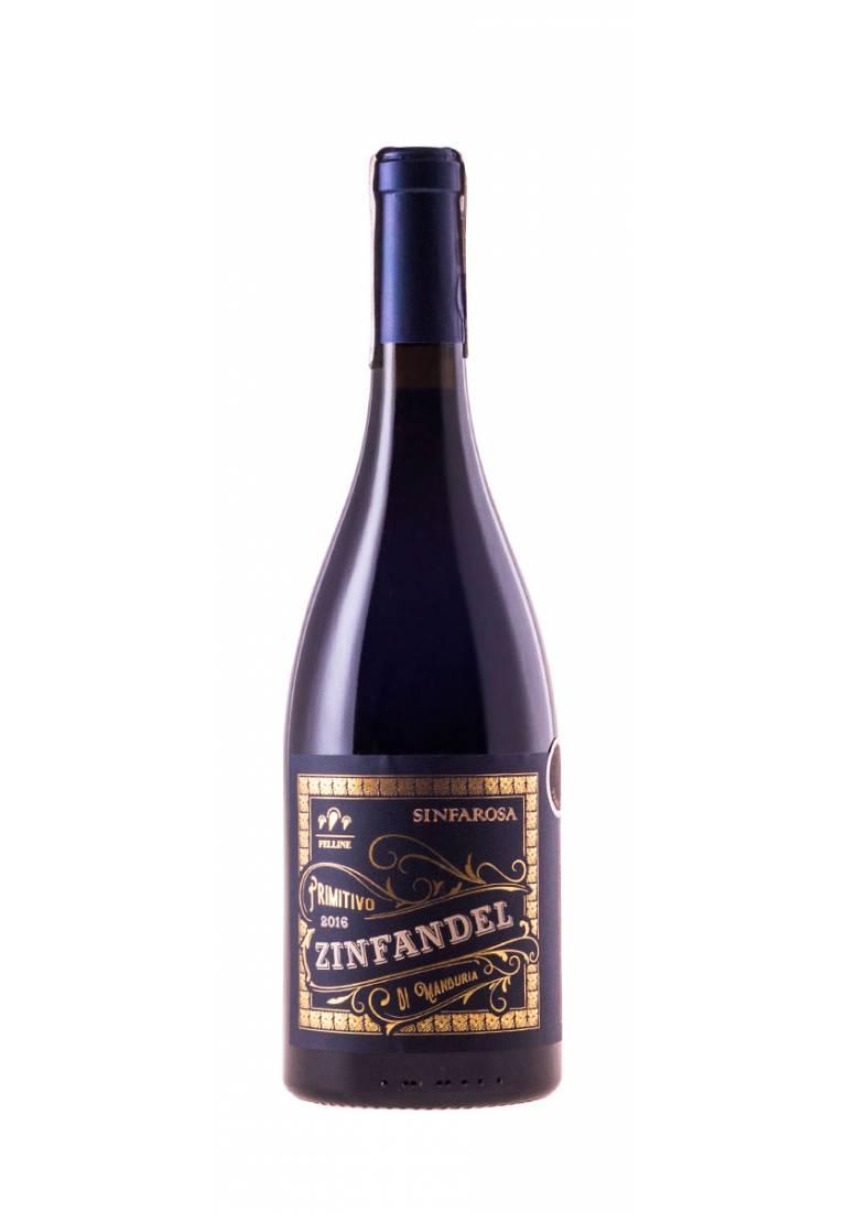 Zinfandel, Sinfarosa, 2015, Accademia dei Racemi - wine-express.pl