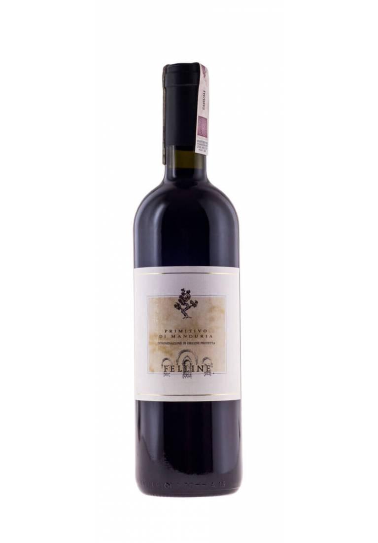 Primitivo di Manduria, Felline, 2016, Accademia dei Racemi - wine-express.pl