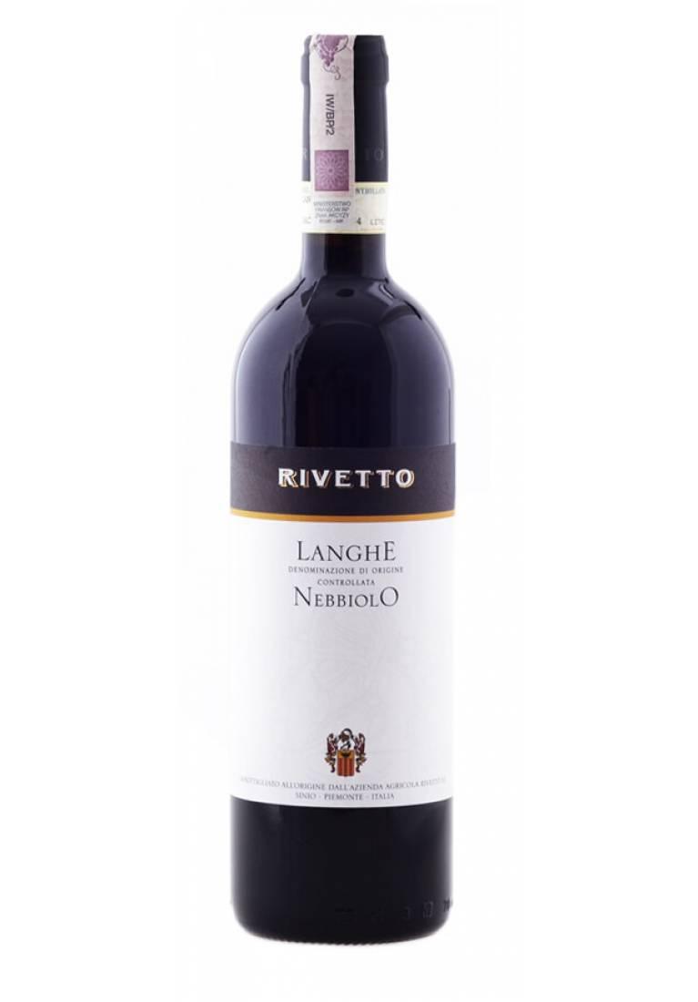 Langhe Nebbiolo, DOC, 2013, Agricola Azienda Rivetto - wine-express.pl