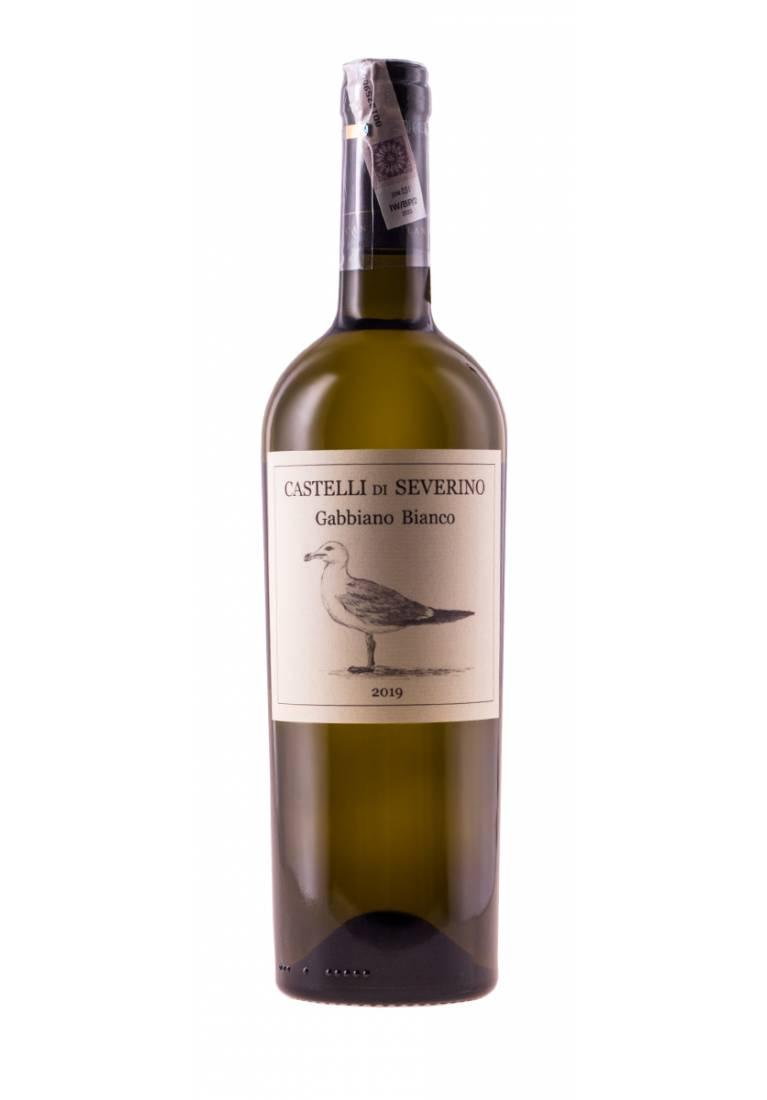 Gabbiano Bianco, Trebbiano/Falanghina, 2019, Puglia, Cantine Teanum