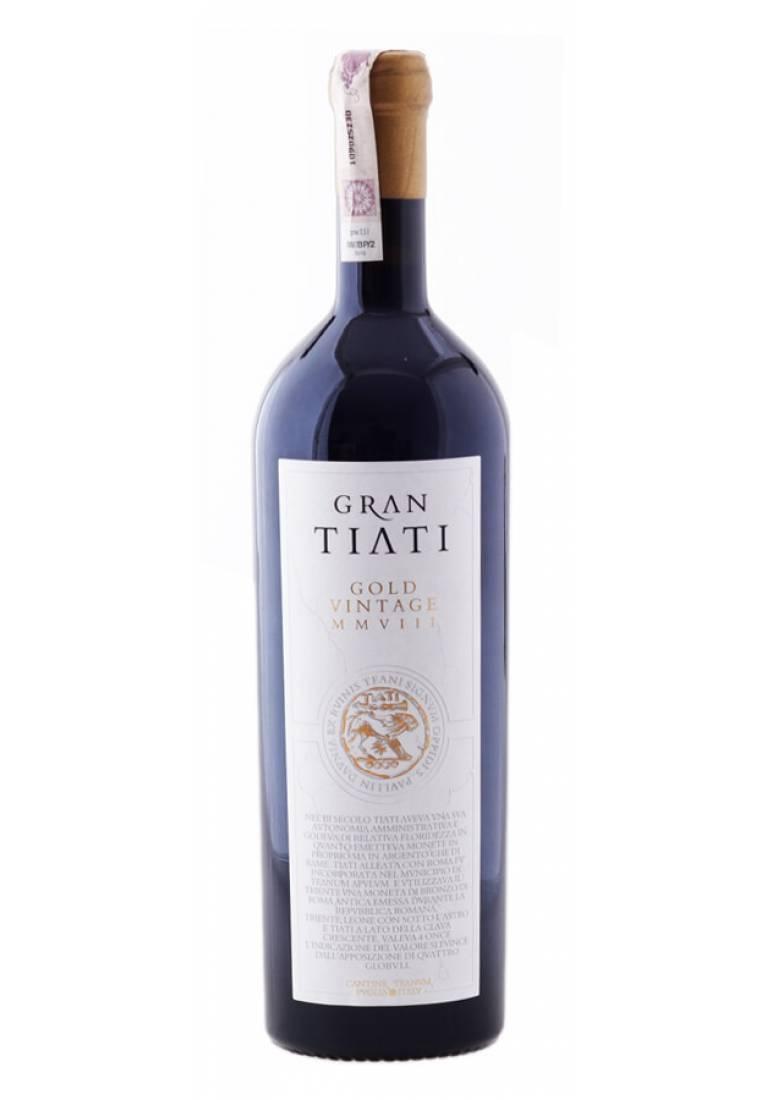 Gran Tiati, Gold Vintage, 2012, Cantine Teanum - wine-express.pl