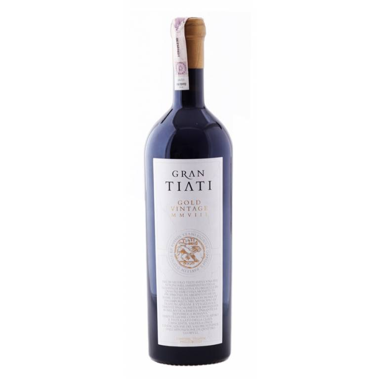 Gran Tiati, Gold Vintage, 2013, Apulia, Cantine Teanum