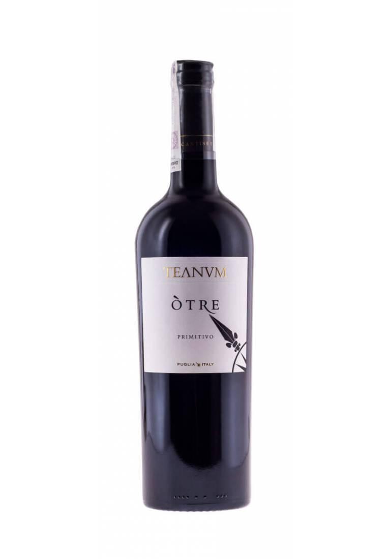 Primitivo, Otre, 2016, Cantine Teanum - wine-express.pl