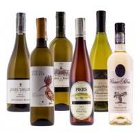 Zestaw 6 białych win z całego świata + DARMOWA DOSTAWA